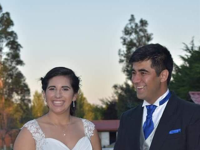 El matrimonio de Barbara y Alvaro en Negrete, Bío-Bío 1