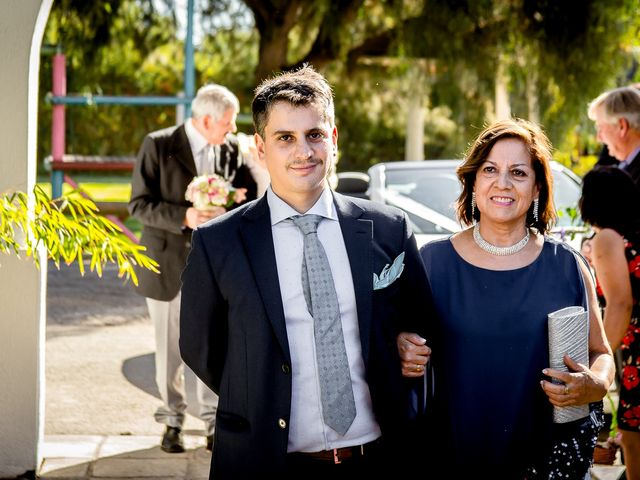 El matrimonio de Ricardo munizaga y Natalia Farías en Buin, Maipo 6