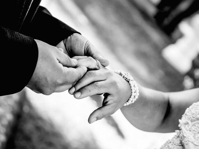 El matrimonio de Ricardo munizaga y Natalia Farías en Buin, Maipo 8