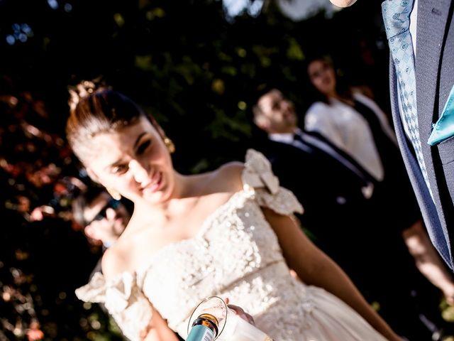 El matrimonio de Ricardo munizaga y Natalia Farías en Buin, Maipo 12