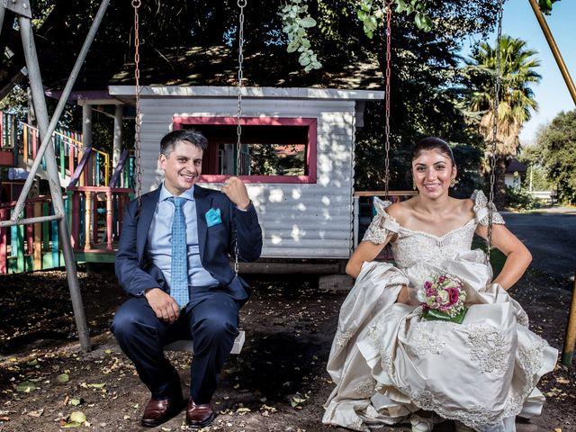 El matrimonio de Ricardo munizaga y Natalia Farías en Buin, Maipo 16
