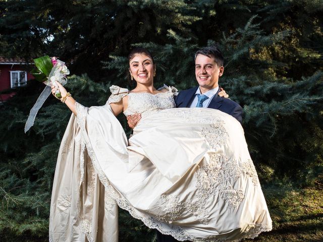 El matrimonio de Ricardo munizaga y Natalia Farías en Buin, Maipo 17