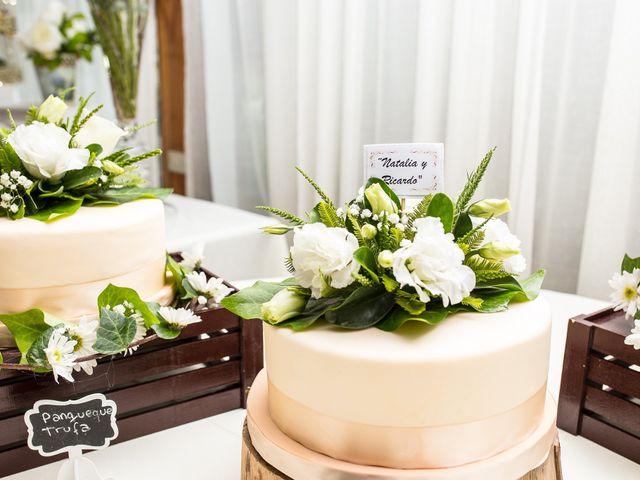 El matrimonio de Ricardo munizaga y Natalia Farías en Buin, Maipo 19