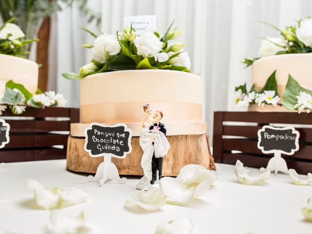 El matrimonio de Ricardo munizaga y Natalia Farías en Buin, Maipo 20