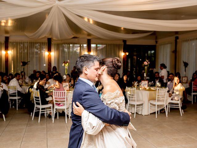 El matrimonio de Ricardo munizaga y Natalia Farías en Buin, Maipo 23