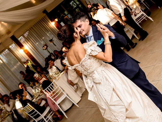 El matrimonio de Ricardo munizaga y Natalia Farías en Buin, Maipo 24
