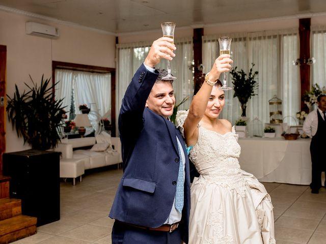 El matrimonio de Ricardo munizaga y Natalia Farías en Buin, Maipo 25