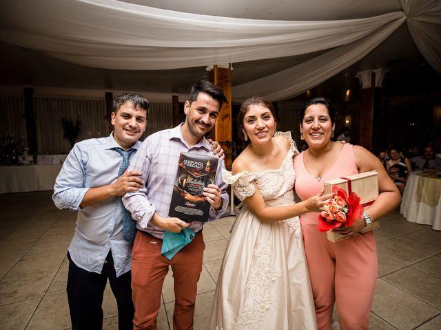El matrimonio de Ricardo munizaga y Natalia Farías en Buin, Maipo 33