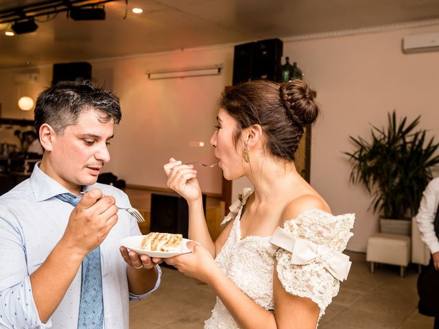 El matrimonio de Ricardo munizaga y Natalia Farías en Buin, Maipo 35