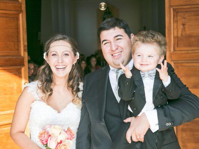 El matrimonio de Javiera y Mauricio