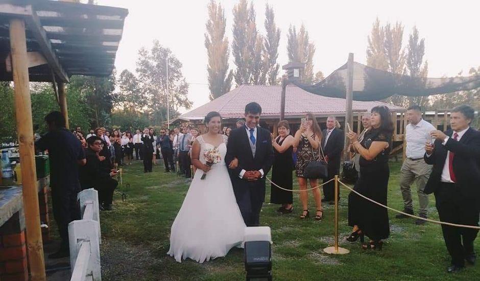 El matrimonio de Barbara y Alvaro en Negrete, Bío-Bío