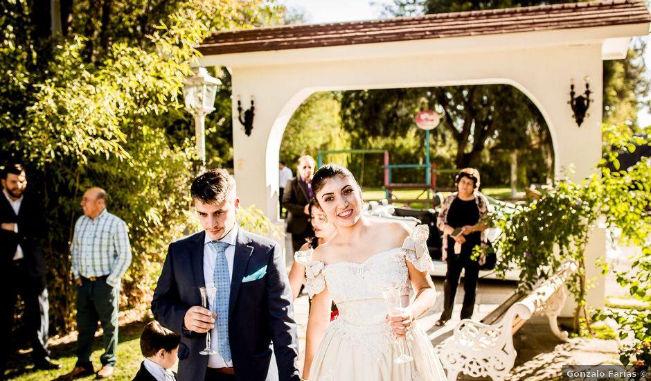El matrimonio de Ricardo munizaga y Natalia Farías en Buin, Maipo