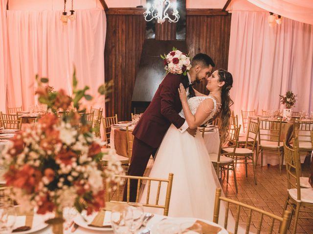 El matrimonio de Stephanie y Diego