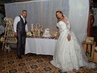 El matrimonio de Julieth y Jhon