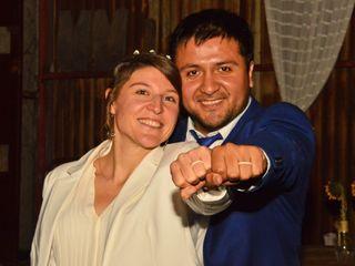 El matrimonio de Mariano y An Ja Bo