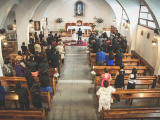 El matrimonio de Maria José y Pedro 2