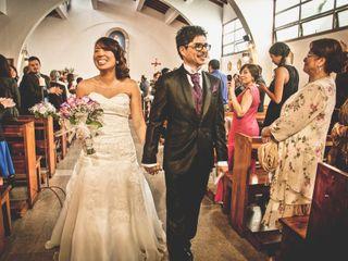 El matrimonio de Maria José y Pedro