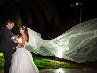 El matrimonio de Maria Paz y José Luis 1
