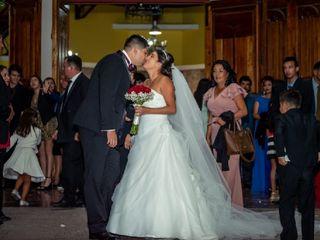 El matrimonio de Maria Paz y José Luis