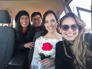 El matrimonio de Jessica y Jesus 3