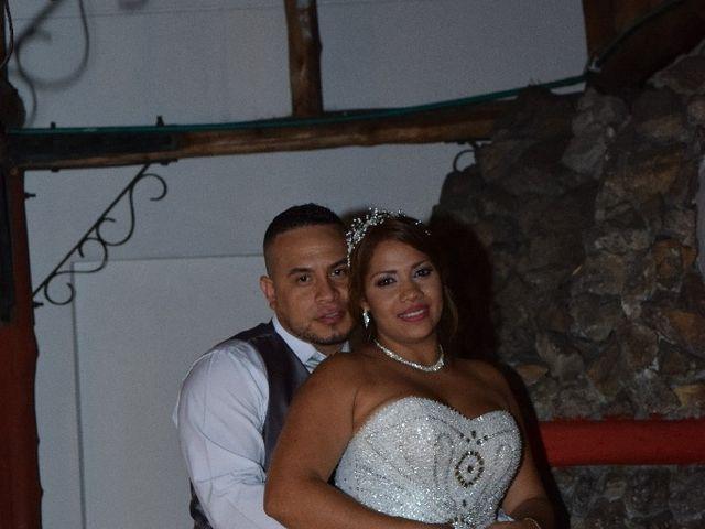 El matrimonio de Jhon  y Julieth en Colina, Chacabuco 3