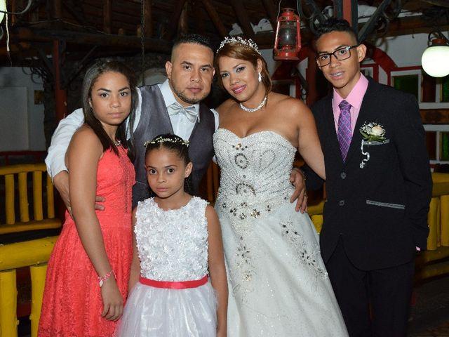 El matrimonio de Jhon  y Julieth en Colina, Chacabuco 4