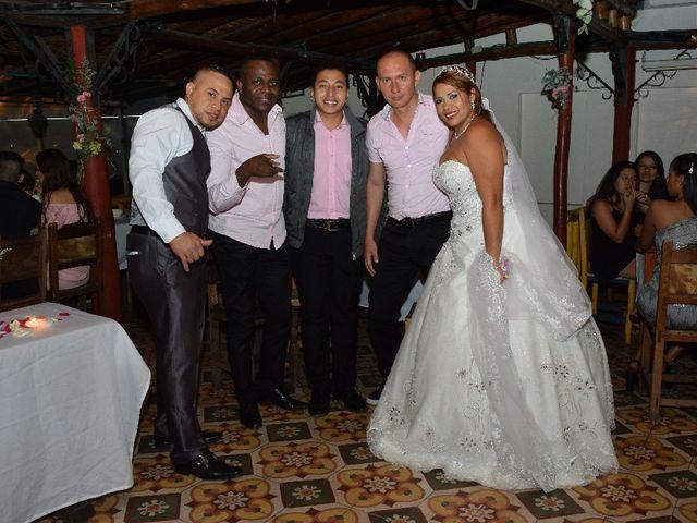 El matrimonio de Jhon  y Julieth en Colina, Chacabuco 5