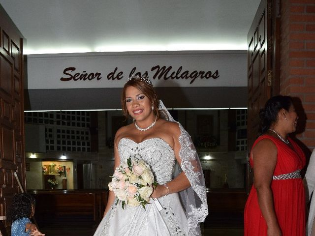 El matrimonio de Jhon  y Julieth en Colina, Chacabuco 6