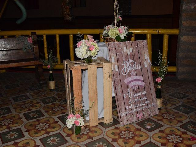 El matrimonio de Jhon  y Julieth en Colina, Chacabuco 7