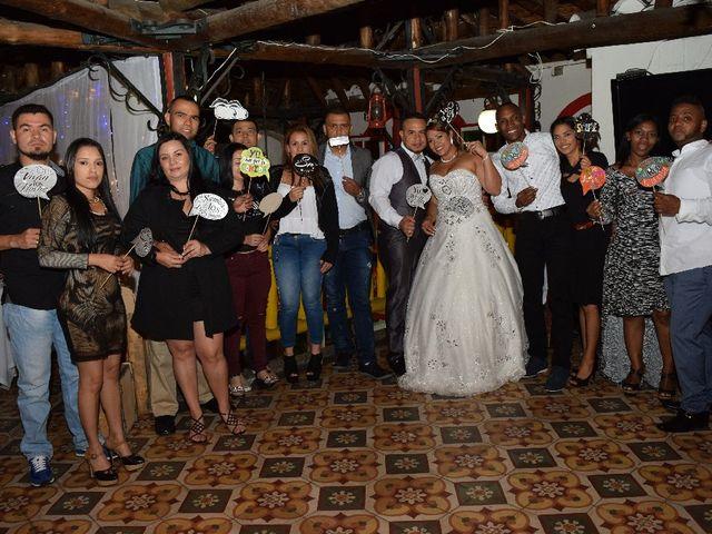 El matrimonio de Jhon  y Julieth en Colina, Chacabuco 8