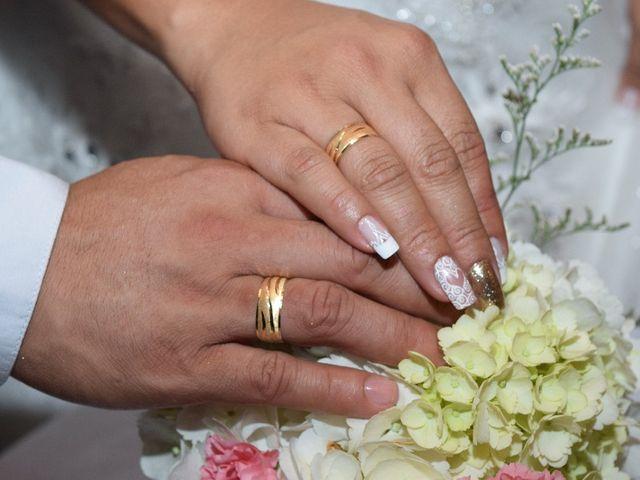 El matrimonio de Jhon  y Julieth en Colina, Chacabuco 9
