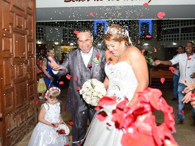 El matrimonio de Jhon  y Julieth en Colina, Chacabuco 2