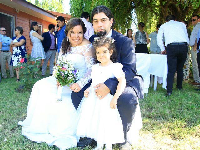 El matrimonio de Marco y Valeska en Bulnes, Ñuble 6