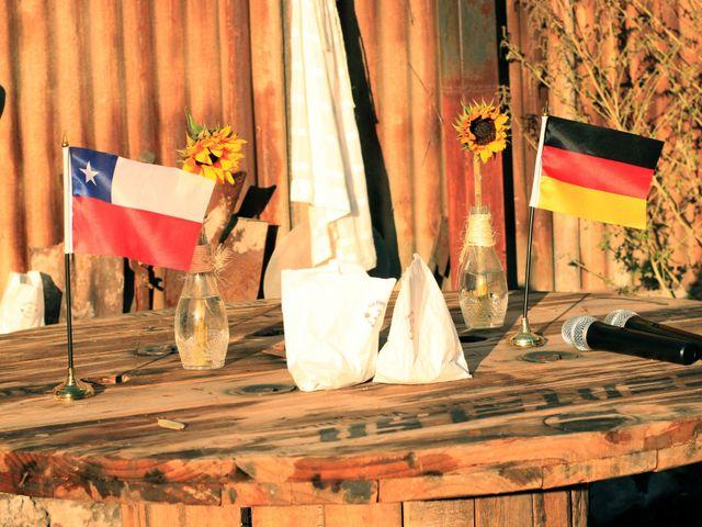 El matrimonio de An Ja Bo y Mariano en Santiago, Santiago 1