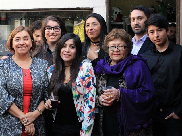 El matrimonio de An Ja Bo y Mariano en Santiago, Santiago 6