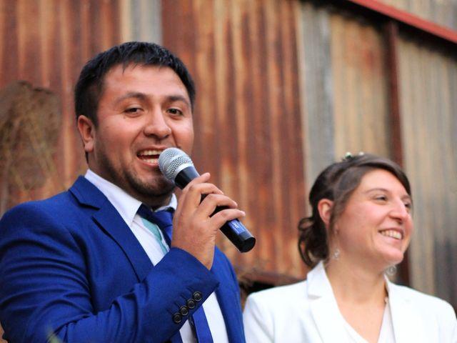 El matrimonio de An Ja Bo y Mariano en Santiago, Santiago 7