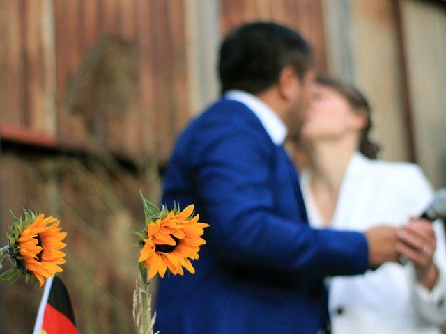 El matrimonio de An Ja Bo y Mariano en Santiago, Santiago 8