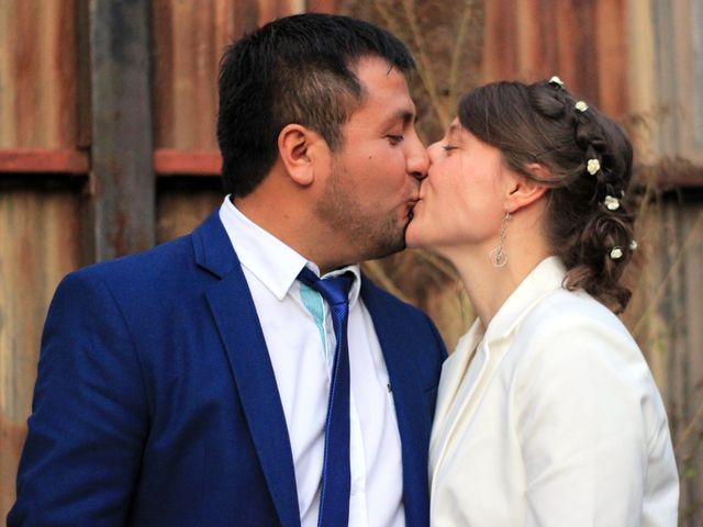 El matrimonio de An Ja Bo y Mariano en Santiago, Santiago 9