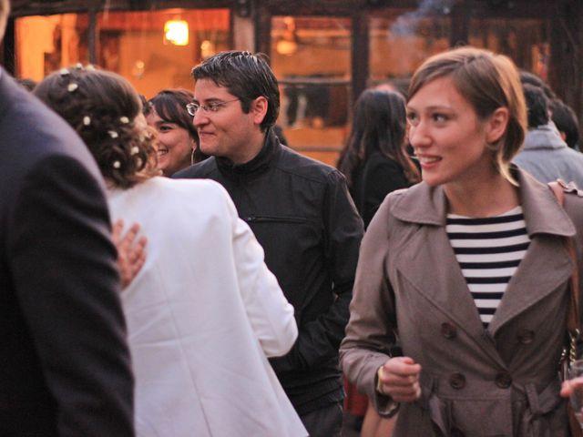 El matrimonio de An Ja Bo y Mariano en Santiago, Santiago 11