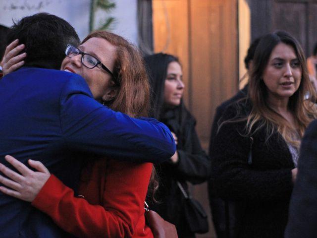 El matrimonio de An Ja Bo y Mariano en Santiago, Santiago 12