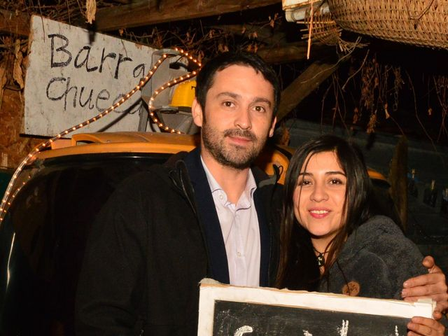 El matrimonio de An Ja Bo y Mariano en Santiago, Santiago 15