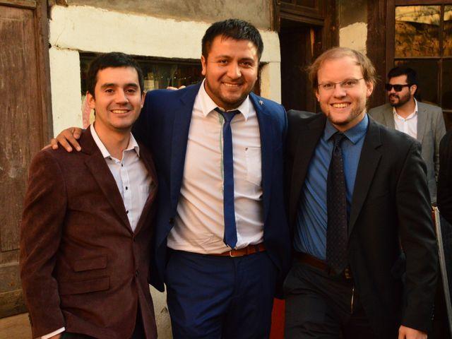 El matrimonio de An Ja Bo y Mariano en Santiago, Santiago 21