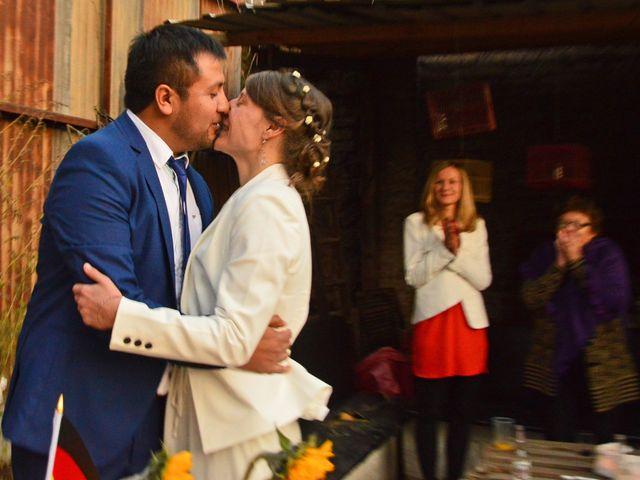 El matrimonio de An Ja Bo y Mariano en Santiago, Santiago 24
