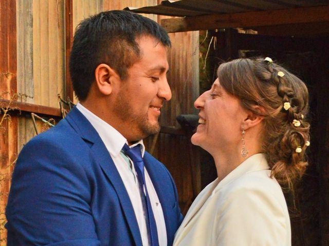 El matrimonio de An Ja Bo y Mariano en Santiago, Santiago 25