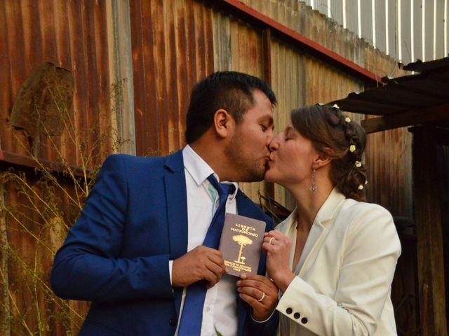 El matrimonio de An Ja Bo y Mariano en Santiago, Santiago 29