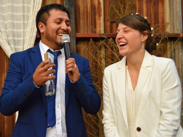 El matrimonio de An Ja Bo y Mariano en Santiago, Santiago 30