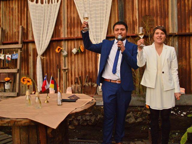 El matrimonio de An Ja Bo y Mariano en Santiago, Santiago 33