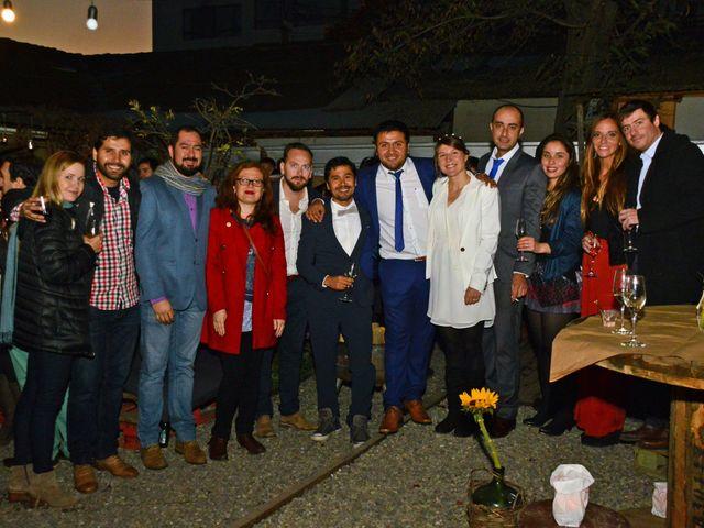 El matrimonio de An Ja Bo y Mariano en Santiago, Santiago 35