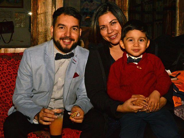 El matrimonio de An Ja Bo y Mariano en Santiago, Santiago 40
