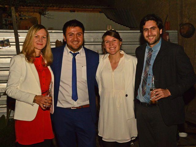 El matrimonio de An Ja Bo y Mariano en Santiago, Santiago 44